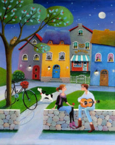 Little Paradise- Iwona Lifsches