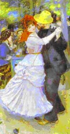 Renoir. Dance at Bougival SATIE-2